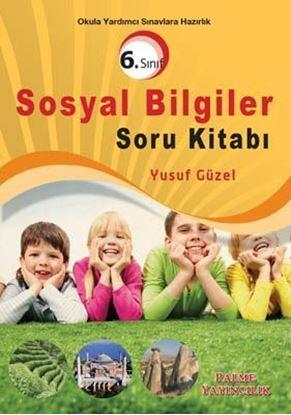 Resim 6.Sınıf Sosyal Bilgiler Soru Kitabı