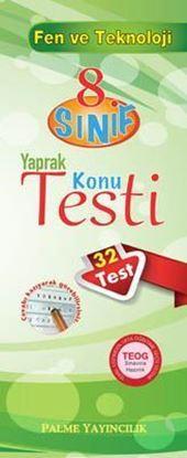 Resim 8.Sınıf Fen ve Teknoloji Yaprak Konu Testi (32 Test)