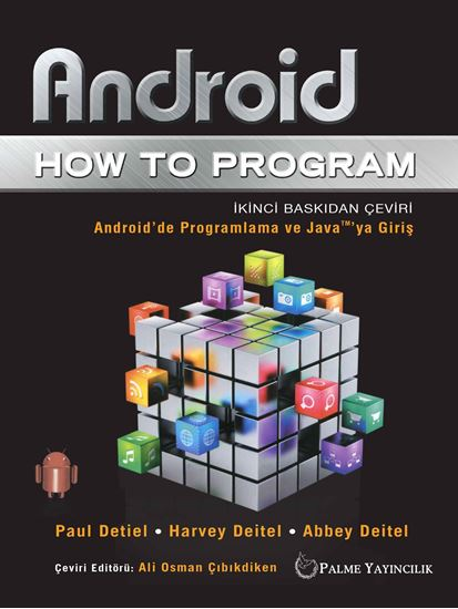 resm Android HOW TO PROGRAM