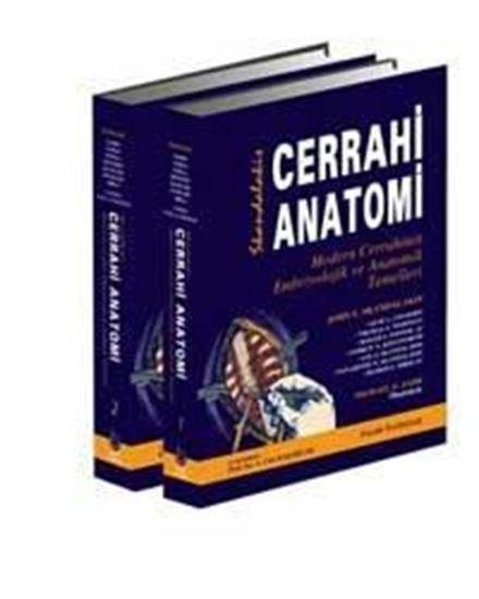 resm Cerrahi Anatomi 1-2 (Skandalakıs)