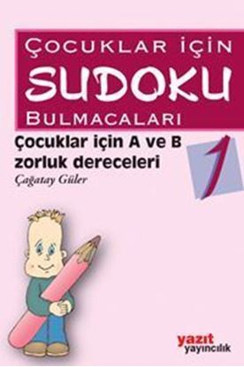 Resim Çocuklar İçin Sudoku Bulmacaları 1