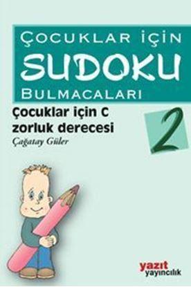 Resim Çocuklar İçin Sudoku Bulmacaları 2