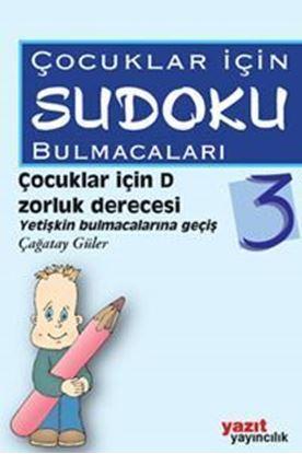 Resim Çocuklar İçin Sudoku Bulmacaları 3
