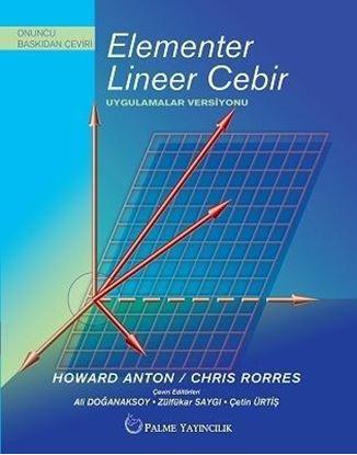 Resim Elementer Lineer Cebir