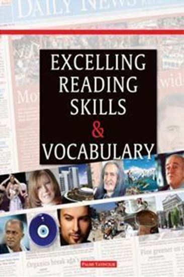 resm Excelling Readings Skılls & Vocabulary