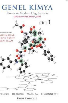 Resim Genel Kimya 1. Cilt