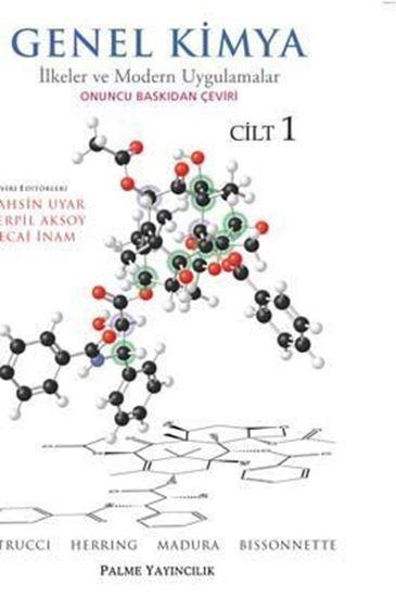 resm Genel Kimya 1. Cilt