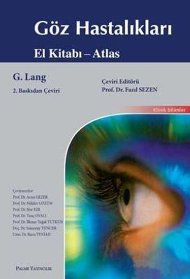 resm Göz Hastalıkları El Kitabı