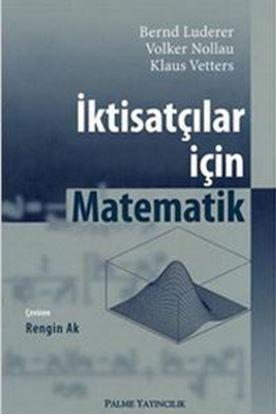 Resim İktisatçılar için Matematik