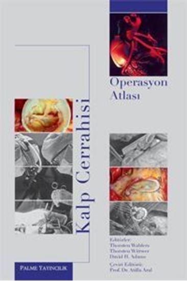 resm Kalp Cerrahisi Operasyon Atlası