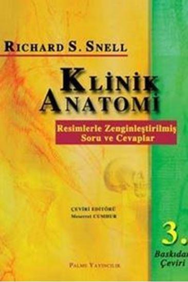 resm Klinik Anatomi Soru Kitabı