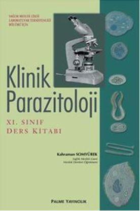 Resim Klinik Parazitoloji XI.Sınıf Ders Kitabı