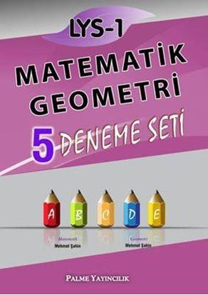 Resim LYS-1 Matematik-Geometri 5 Deneme Seti