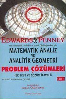 Resim Matematik Analiz ve Analitik Geometri / Problem Çözümleri (Cilt 1)