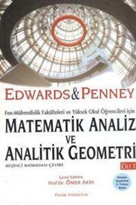 Resim Matematik Analiz ve Analitik Geometri Cilt - 1