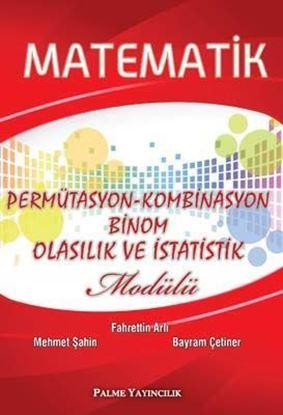 Resim Matematik Permütasyon-Kombinasyon Binom Olasılık ve İstatistik Modülü