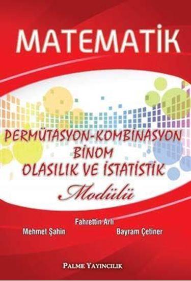resm Matematik Permütasyon-Kombinasyon Binom Olasılık ve İstatistik Modülü