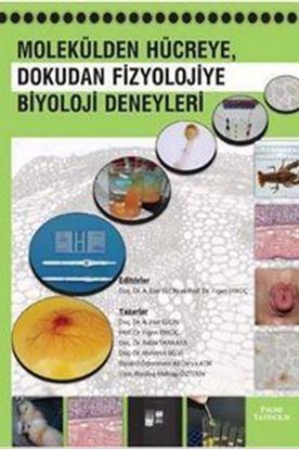 Resim Molekülden Hücreye, Dokudan Fizyolojiye Biyoloji Deneyleri