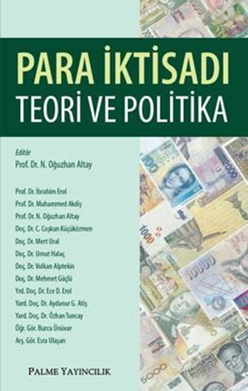 resm Para İktisadı Teori ve Politika