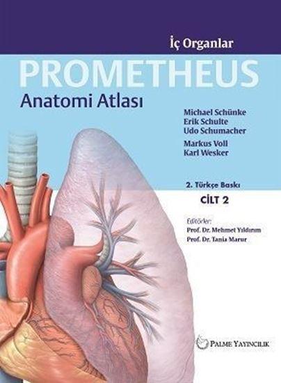 resm PROMETHEUS Anatomi Atlası Cilt 2