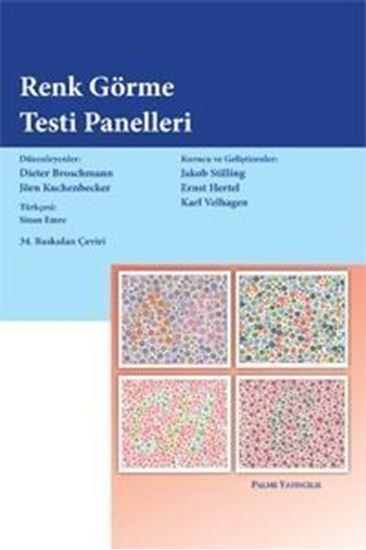 resm Renk Görme Testi Panelleri