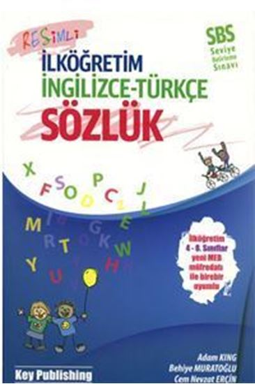 resm Resimli İlköğretim İngilizce - Türkçe Sözlük