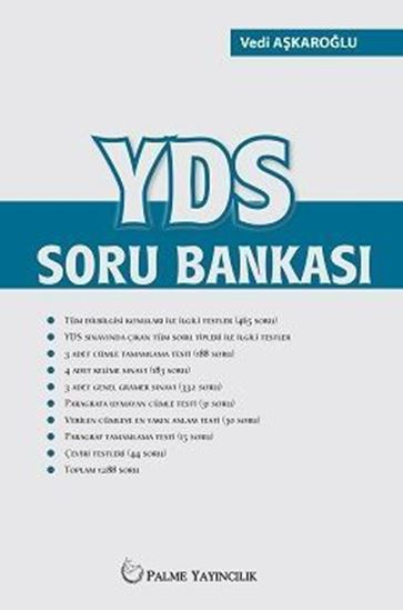 resm YDS Soru Bankası