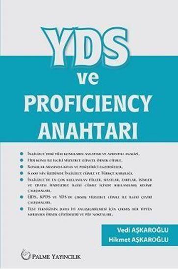 resm YDS ve PROFICIENCY ANAHTARI