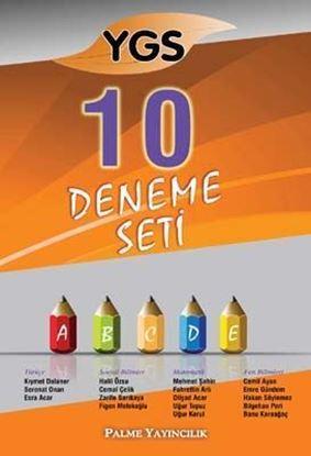 Resim YGS 10 Deneme Seti