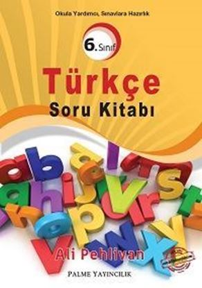 Resim 6.Sınıf Türkçe Soru Bankası