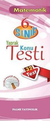 Resim 6.SINIF MATEMATİK YAPRAK TEST(32 TEST)