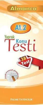 Resim ALMANCA YAPRAK TEST A1.2 (28 TEST)