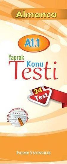resm ALMANCA YAPRAK TEST A1.1 (24 TEST)