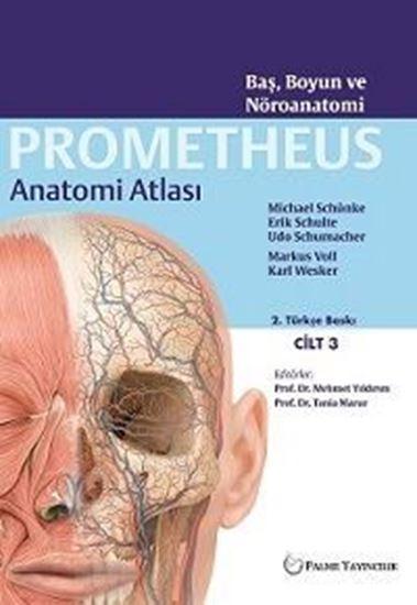 resm PROMETHEUS anatomi atlası cilt 3