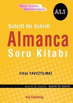 Resim ALMANCA SORU KİTABI A1.1