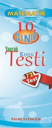 Resim 10.SINIF MATEMATİK YAPRAK TEST(72 TEST)