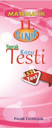 Resim 11.SINIF MATEMATİK YAPRAK TEST(52 TEST)