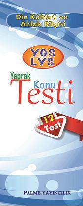 Resim YGS-LYS DİN KÜLTÜRÜ VE AHLAK BİLGİSİ YAPRAK TEST(12 TEST)