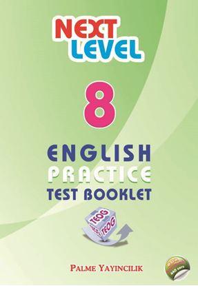 Resim PALME NEXT LEVEL 8.SINIF ENGLISH PRCTICE TEST BOOKLET
