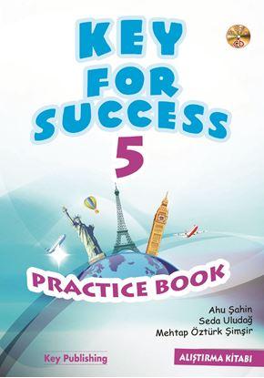 Resim KEY FOR SUCCESS 5 PRACTICE BOOK