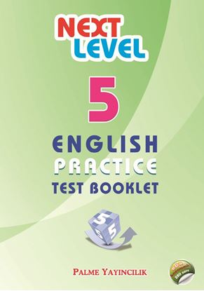 Resim NEXT LEVEL 5 ENGLİSH PRACTICE TEST BOOKLET