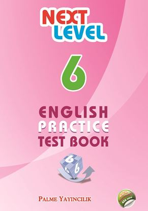 Resim NEXT LEVEL 6 ENGLISH PRACTICE TEST BOOK