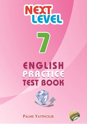 Resim NEXT LEVEL 7 ENGLISH PRACTICE TEST BOOK