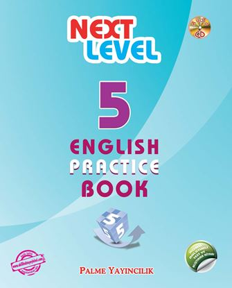 Resim NEXT LEVEL 5 ENGLISH PRACTICE TEST BOOK
