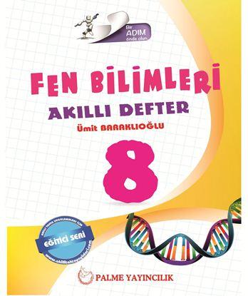 Resim 8.SINIF FEN BİLİMLERİ AKILLI DEFTER