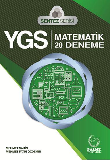 resm YGS MATEMATİK DENEME SENTEZ SERİSİ (20 DENEME)
