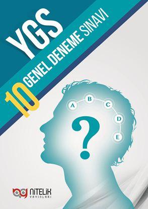 Resim YGS 10 GENEL DENEME SINAVI ( NİTELİK )