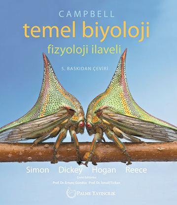 Resim CAMPBELL TEMEL BİYOLOJİ FİZYOLOJİ İLAVELİ