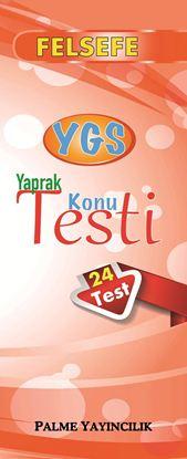 Resim YGS FELSEFE YAPRAK TEST ( 24 TEST )