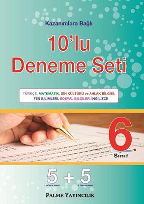 Resim 6.SINIF 10 ' LU DENEME SETİ